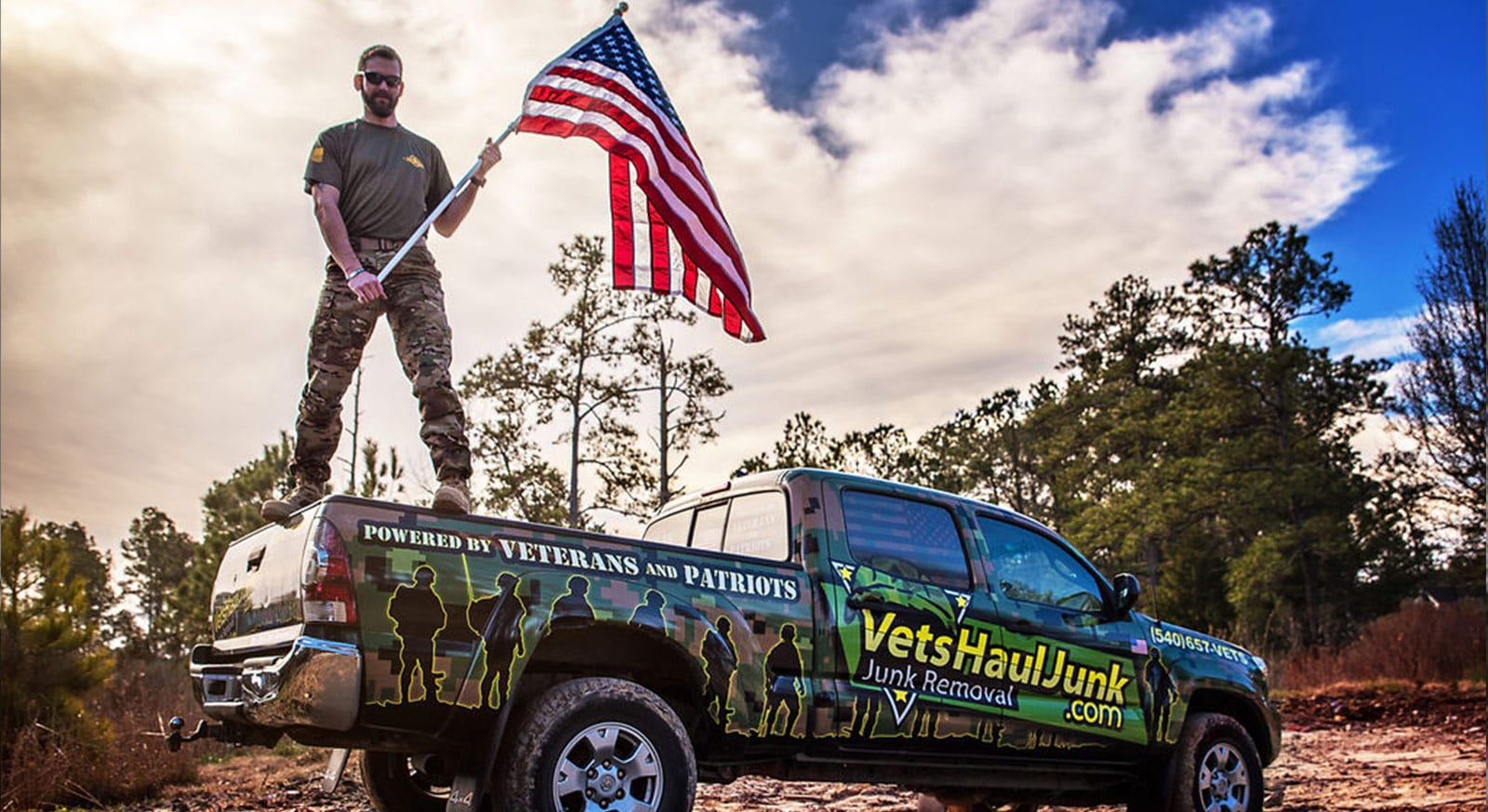 Veteran operated Junk removal services in Stafford, VA